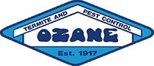 Ozane Termite and Pest Control Logo